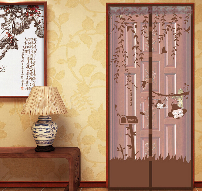 Delicieux Aliexpress.com : Buy #B Mosquito Net On Magnets Mesh Prevent ... Door  Curtains Chinese ...