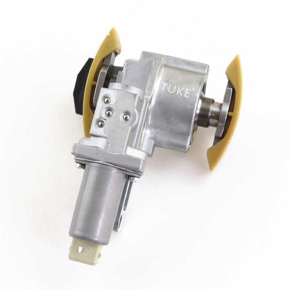 TUKE 1.8T Engine Camshaft Adjuster Timing Chain Tensioner For VW Jetta Golf MK4 Passat B5 Bora A4 A6 Seat Octavia 058 109 088 L a style 1 8l 1 8t camshaft timing chain tensioner for vw passat b5 jetta golf 4 seat toledo a3 a4 a6 tt 058 109 088 l 058109088l