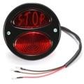Motorcycle Tail Running Lamp Motorbike Brake Stop Light For Harley Cruiser Cafe Racer Bobber Chopper