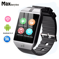 QW09 3G Smart Watch Phone Android 4.4 512MB 4GB Support WIFI Real Pedometer SIM Card Call Smartwatch Men Women PK DZ09