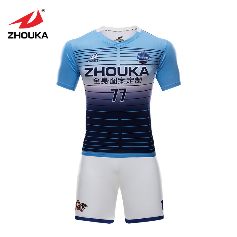 f25c4a1b6a5 Latest design american football jersey custom usa soccer team t shirts  sublimation breathable football clothes free shipping-in Soccer Sets from  Sports ...