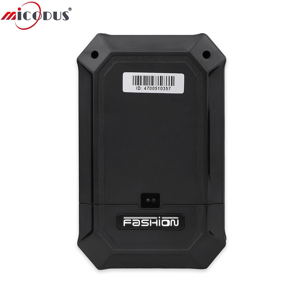 GPS Tracker Car 5000mAH Battery 90 days Standby Time Voice Monitoring Realtime Tracking Device GSM Locator A10 Vibration Alarm