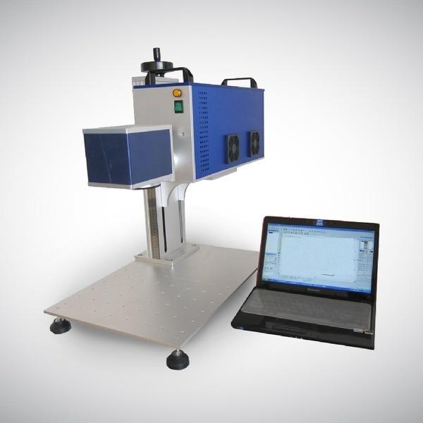 Máquina de grabado láser de cuero RF30W CO2 de alta velocidad, - Maquinaría para carpintería - foto 3