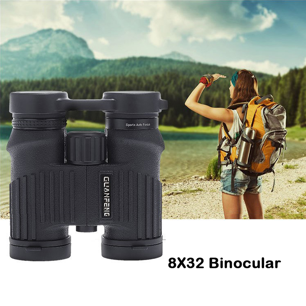 Image 2 - Portable telescope 8x32 Binoculars hunting telescopes Bird Watching New Waterproof/Fogproof-in Monocular/Binoculars from Sports & Entertainment