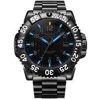 Luxury Brand NEDSS Men Military Watch Tritium Mechanical Watches Seiko Automatic Movement Sapphire 100m ATM Mechanische