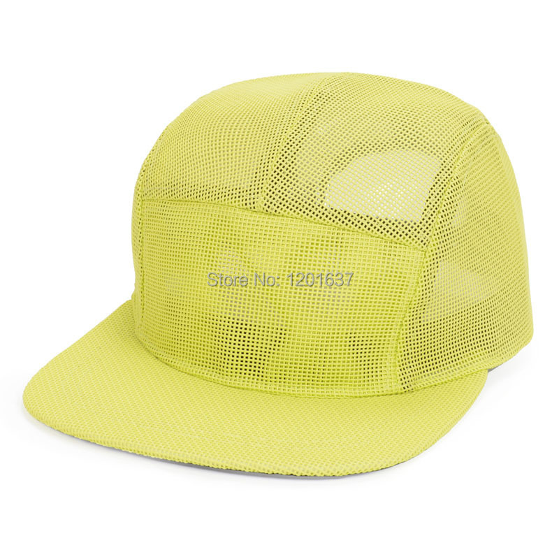 3729f40ba14 3 Colors 2015 Spring Summer Pink Black 5 Panel Mesh Caps High Quality  Snapback Hats 7 1 8 Breathable Sun Cap Snap Back Goldtop on Aliexpress.com
