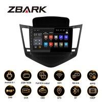 2 din автомобильный радиоприемник 9 мультимедийный плеер hd Сенсорный экран автомобильный стерео MP3 Поддержка Bluetooth для Chevrolet Cruze 2009 2013