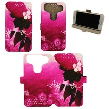 Universal Phone Cover Case for Cherry Mobile Fuze Q390 Case Custom images SN