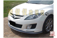 For Car 2013 small abs material MAZDA 6 refires coupe spoiler