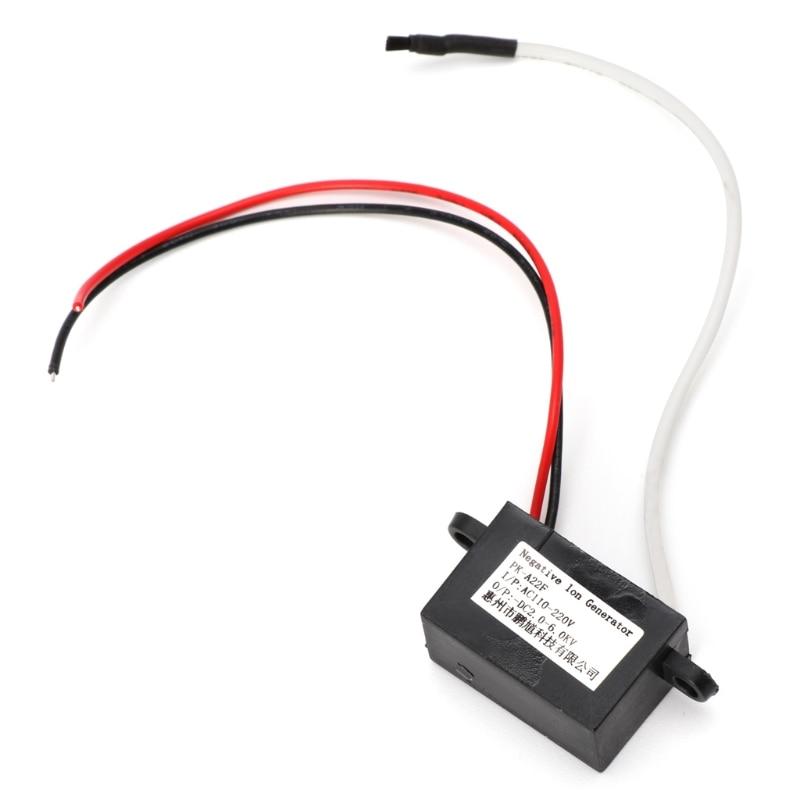 1Pc Anion Air Purifier Ionizer Negative Ion Generator Module Vitamin Cleaner Car AC220V цена