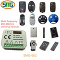 315mhz 433mhz 868mhz faac,ditec,sommer,liftmaster,nice,faac,marantec,hormann rolling code universal remote control Receiver