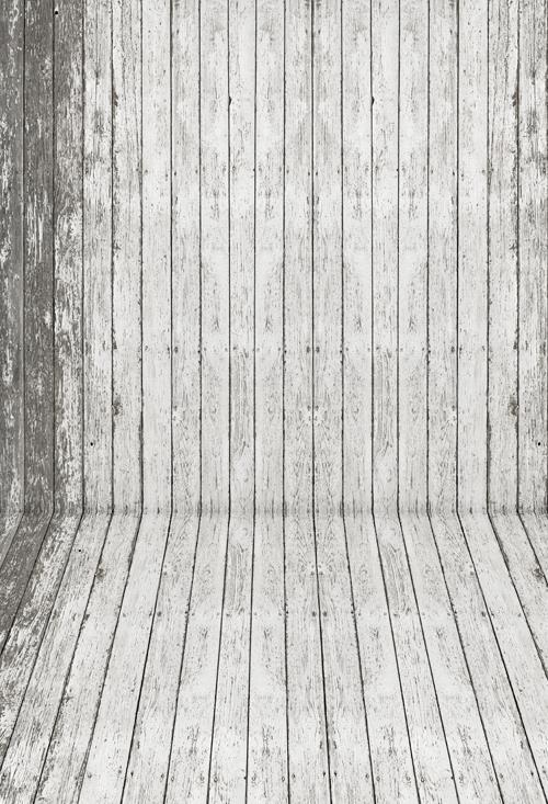 Weathered photography backdrop Art fabric photo studio background printed with white wood floor wallpaper D-7259 10ft 20ft romantic wedding backdrop f 894 fabric background idea wood floor digital photography backdrop for picture taking