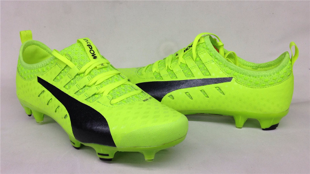 2018 PUMA Mens Evopower Vigor 1 FG Soccer Shoe Soccer Cleats Sneakers Sports Shoes 6 COLOR SIZE39-45