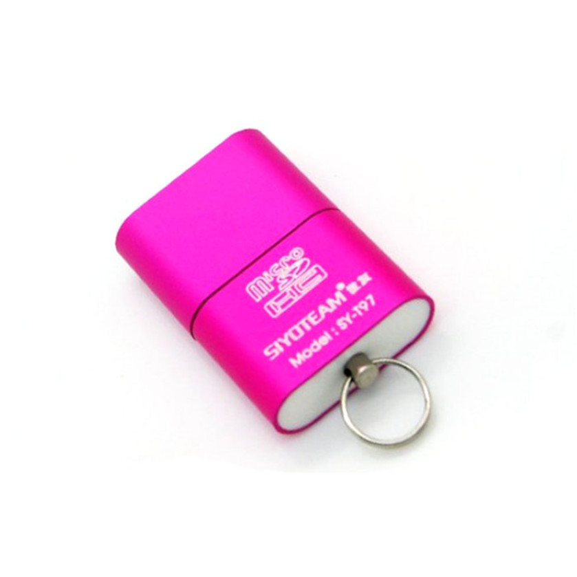 Best Price High Speed USB 2.0 Micro SD TF T-Flash Memory Card Reader Adapter Nov2559