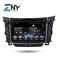 7 ips Android 9,0 автомобильный DVD авто радио для hyundai I30 Elantra GT 2011 2016 2 Din gps навигация Мультимедиа FM RDS Видео Стерео