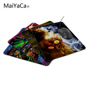 Maiyaca Mask Mousepad Rubber Legend Aming Durable Skin Zelda Non-Slip for PC Optal Majora