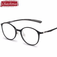 Prescription Glasses Round armacao oculos de grau Eye Glasses Quality Frames Women Round Retro Eyeglasses for Men