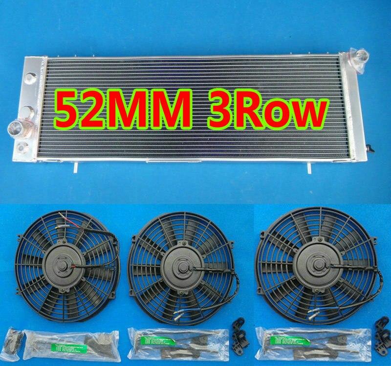 Aluminum radiator fan for JEEP CHEROKEE Wagoneer 2.8L /& 4.0L l6//V6 1984-1990