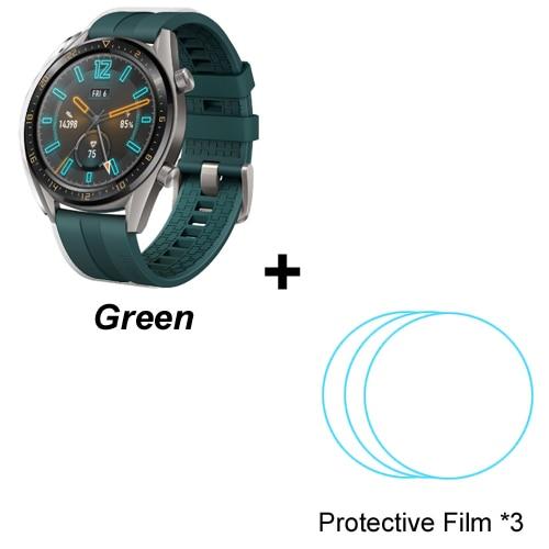 Green add 3pcs film