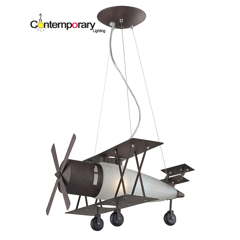 airplane pendant lamp for kids