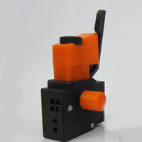 New Arrival 1PC FA2 6 1BEK Lock On Power Tool Electric Hand Drill Speed Control