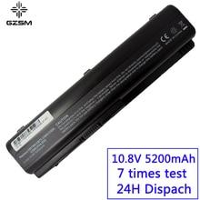 GZSM แบตเตอรี่แล็ปท็อป DV4 สำหรับ HP CQ50 CQ71 CQ70 CQ61 CQ60 CQ45 CQ41 CQ40 HSTNN CB0W HSTNN CB0X DV5 DV6 DV6T G50 g61 แบตเตอรี่