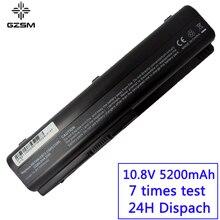 GZSM מחשב נייד סוללה DV4 עבור HP CQ50 CQ71 CQ70 CQ61 CQ60 CQ45 CQ41 CQ40 HSTNN CB0W HSTNN CB0X DV5 DV6 DV6T G50 g61 סוללה