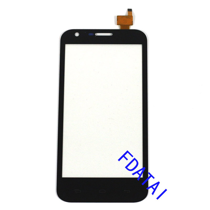 For Prestigio MultiPhone PAP 5501 DUO Touch Panel Sensor Touch Screen Digitizer Front Glass Touchscreen PAP5501 DUO 5.0 Black