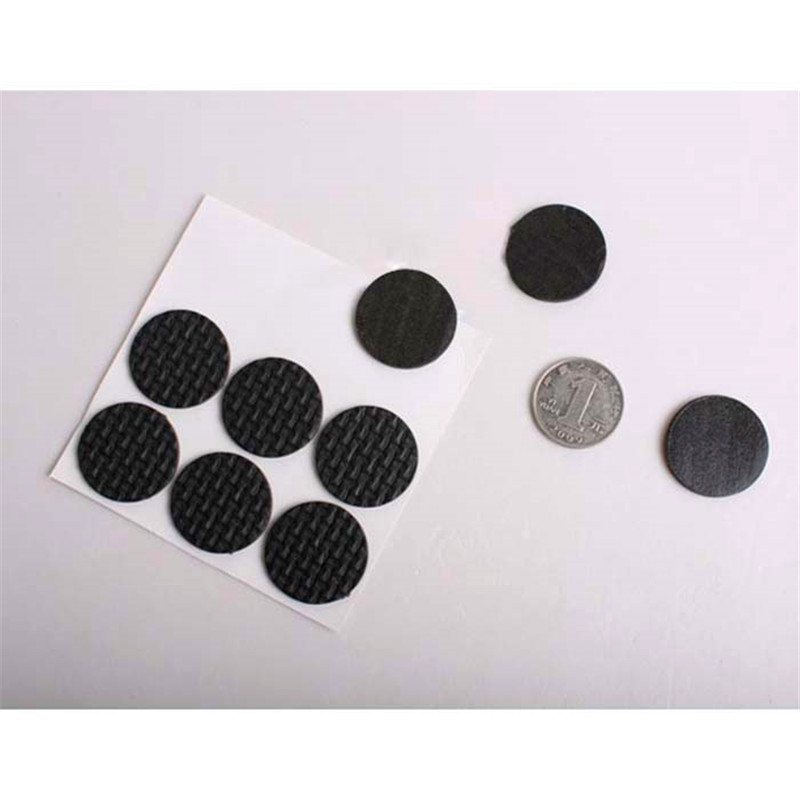 16Pcs Trimming Mat Self Adhesive Table Chair Furniture Leg Pad Protector Cushion for the table