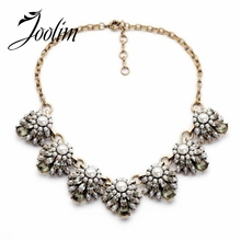 2014 Vintage Folk Style Flower Choker Necklace Design  Clothes Accessories Free Shipping (Min Order $20 Can Mix)