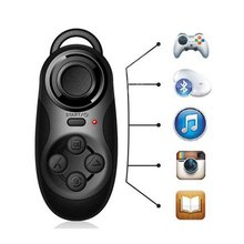Mini Wireless Bluetooth Game Controller Joystick Gaming Gamepad for Android / iO