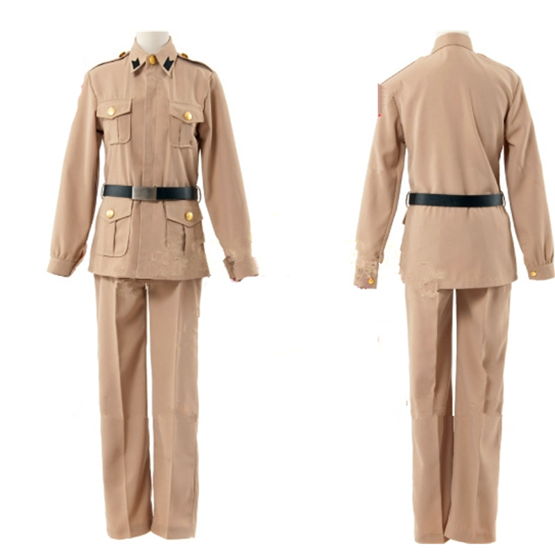 APH Axis Powers Hetalia South Italy Cosplay Costume