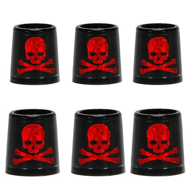 حرّ شحن لعبة غولف الحلقات الحديد و أسافين المواصفات: الداخلية * أعلى * الخارجي حجم 9.3*15*13.8 ملليمتر الأسود مع الأحمر الجمجمة