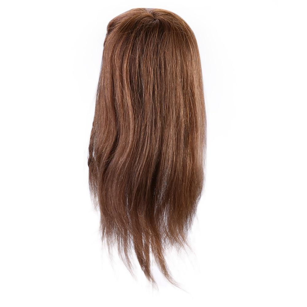 Hairdressing Practice Training Head Yaki Synthetic Hair Doll Cosmetology Mannequin Heads Women for Hairdresser косметические маски fabrik cosmetology комплект black mask pilaten 10шт