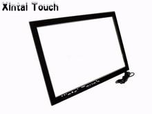 Xintai Touch 3 UNIDS 42 pulgadas 4 puntos infrarrojos multi panel de la pantalla táctil, multi touch screen overlay, pantalla táctil multi