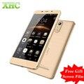 LEAGOO M8 16GB WCDMA 3G Smartphone Fingerprint 5.7''2.5D Freeme 6.0 MTK6580A Quad Core 1.3GHz RAM 2G Dual SIM 13MP 3500mAh Phone