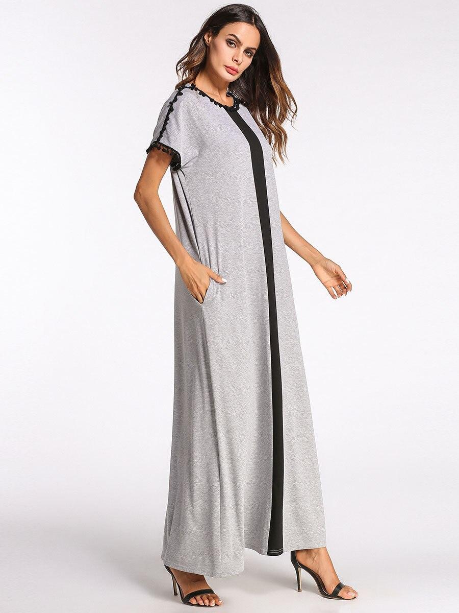 Women s Nightgown Cotton Nightgowns Long Plus Size Nightwear Casual  Sleepwear Homewear Dress Big Size Nightghtdress Sleep Dress 93df4a615
