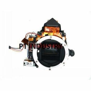 100% caja de espejo Original D5300 Marco de cuerpo de caja principal pequeño con visor, AF Focus CCD, Control de apertura, obturador para Nikon D5300