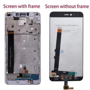 Image 5 - 1920*1080 5,5 дюймов AAA Качество ЖК + рамка для Xiaomi Redmi Примечание 5A ЖК дисплей экран для Redmi Note 5A Prime Y1/Y1 Lite LCD