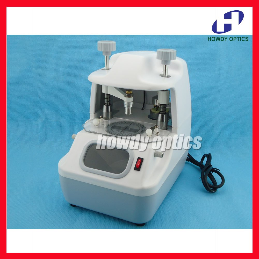 LY 2A led light Lens Center Lens Centering machine with led light