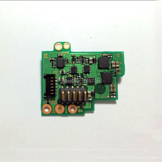 Batería DC Placa de impulsión de poder/piezas de reparación de PCB para Nikon D800 D800e SLR