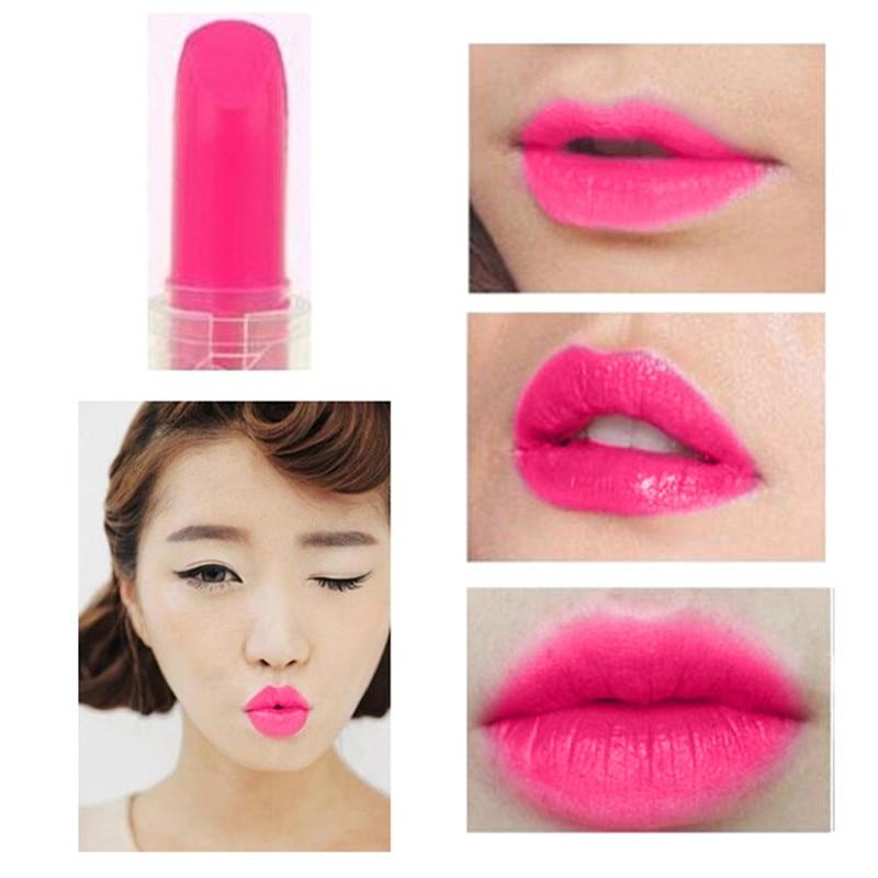 1 PCS 14 Colors Young Girls Multi-Colors Beauty Makeup Waterproof Lipstick Lip Gloss Lip Balm Sexy Makeup Beauty Tools WBU165