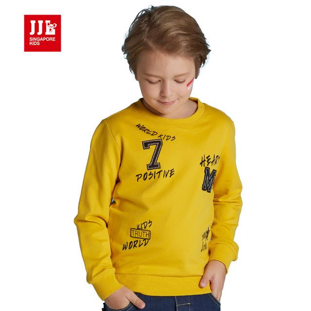Meninos de impressão moda moletom com capuz camisolas dos miúdos tamanho 6-15 t meninos encabeça 2016 roupa dos miúdos roupa das crianças dos miúdos encabeça