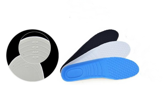1 Pair Orthotic Shoes Accessories Insoles Orthopedic Memory Foam Sport Support Insert Woman Men Feet Soles Pad 3