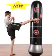 1.15M Aufblasbarer Verpackentumbler Roly-Poly-Sandsack Sports Gelb-Larvenwurm für Kinderweihnachtsgeschenk