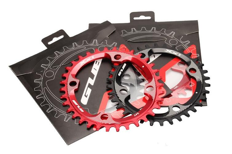 GUB XX11 104BCD bicycle mountain bike Tooth Plate mtb Oval crankset Chainring Chainwheel 34T 36T Aluminum BCD104 free shipping motsuv bicycle crank 104bcd oval 32t 34t 36t 38t chainring narrow wide ultralight mtb bike chainwheel circle crankset plate