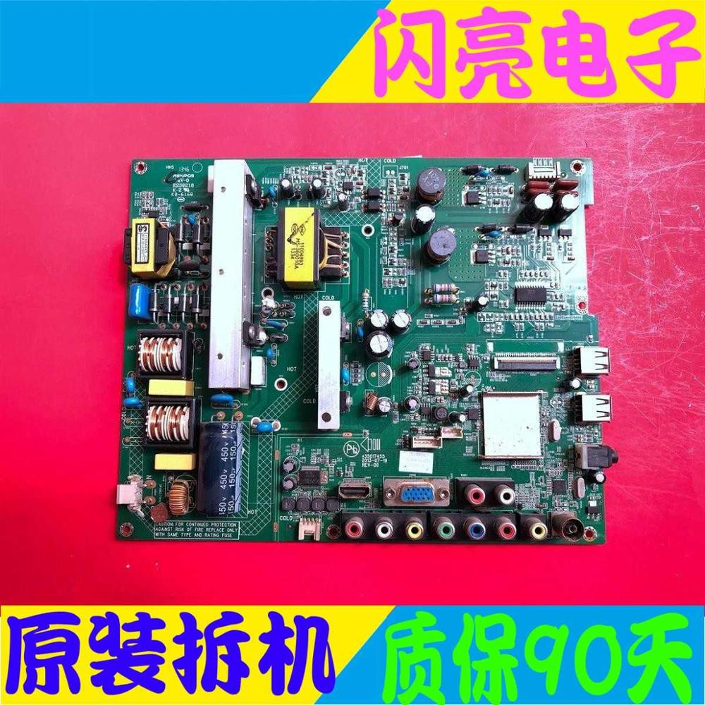 Accessories & Parts Main Board Power Board Circuit Logic Board Constant Current Board Led 40f3800cf Motherboard 35017455 Screen 72000389yt 389yt To Help Digest Greasy Food Circuits