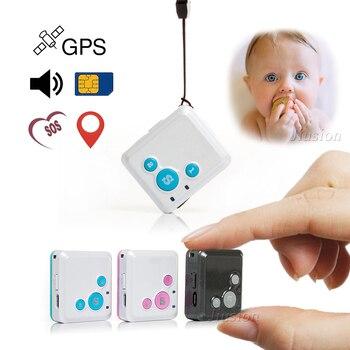 Маленький gps реального времени трекер локатор V16 няня детей GSM GPRS SOS персональный отслеживания устройства APP веб-двухстороннее обсуждение SMS