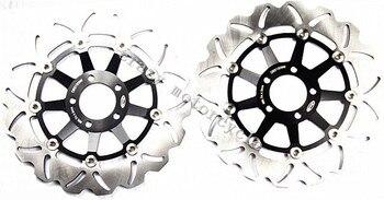 Free shipping motorcycle Brake Disc Rotor fit for Kawasaki ZX9R NINJA 900 200-2001 ZEPHYR 1100 1993-1998 ZRX1100 1999-2000 Front