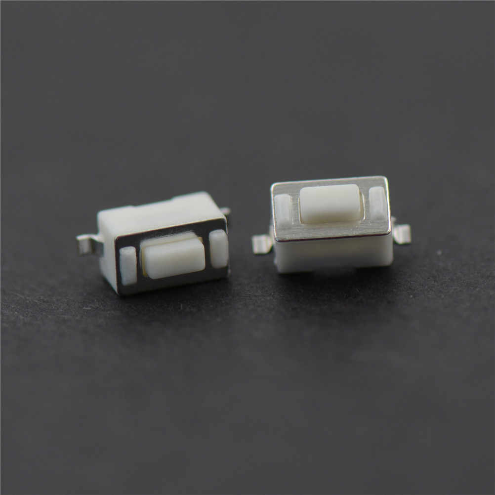 50 Stuks 3X6X4.3 Mm Tactile Tact Push Button Micro Schakelaar G76 Self-Reset